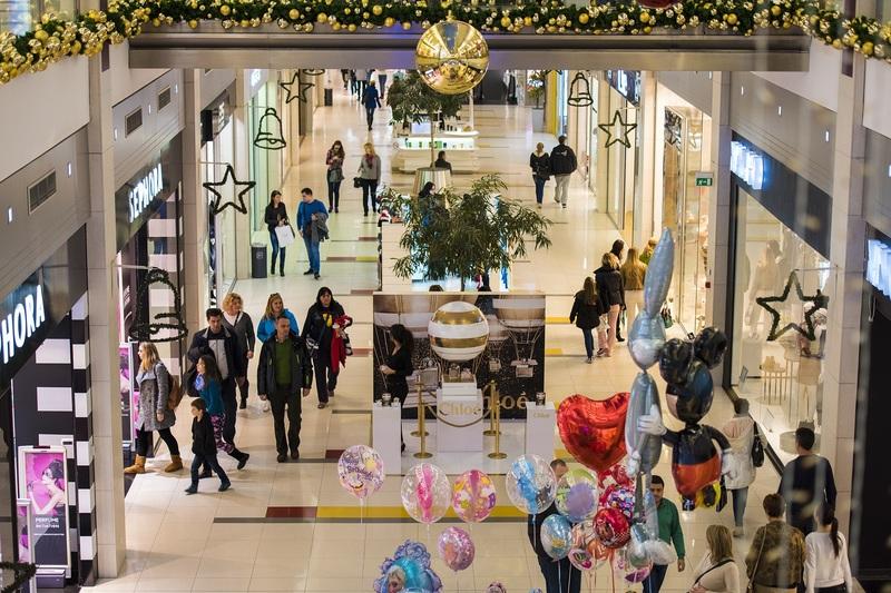 shopping alshop balanço comercial 2018 vendas