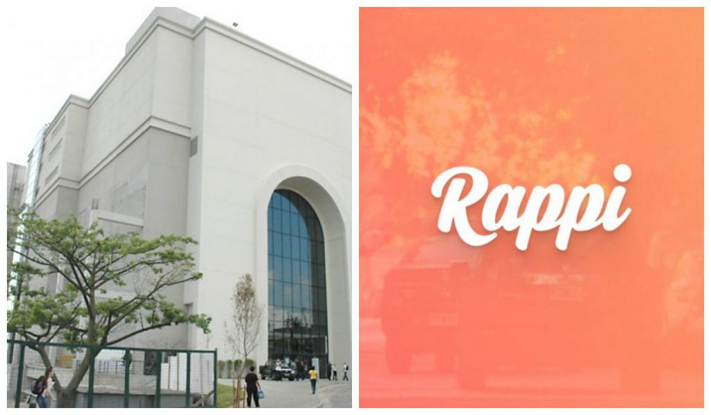 Shopping Metrô Tucuruvi assina contrato com a Rappi