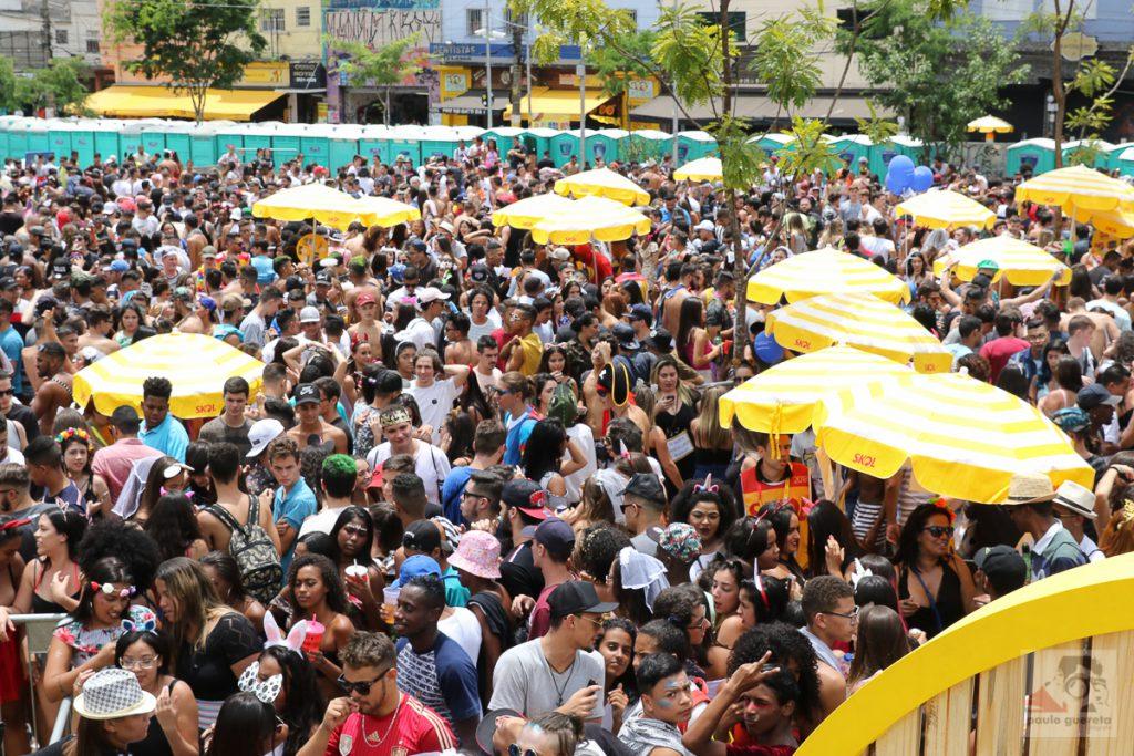 Bloco Casa Comigo 2018 carnaval sp