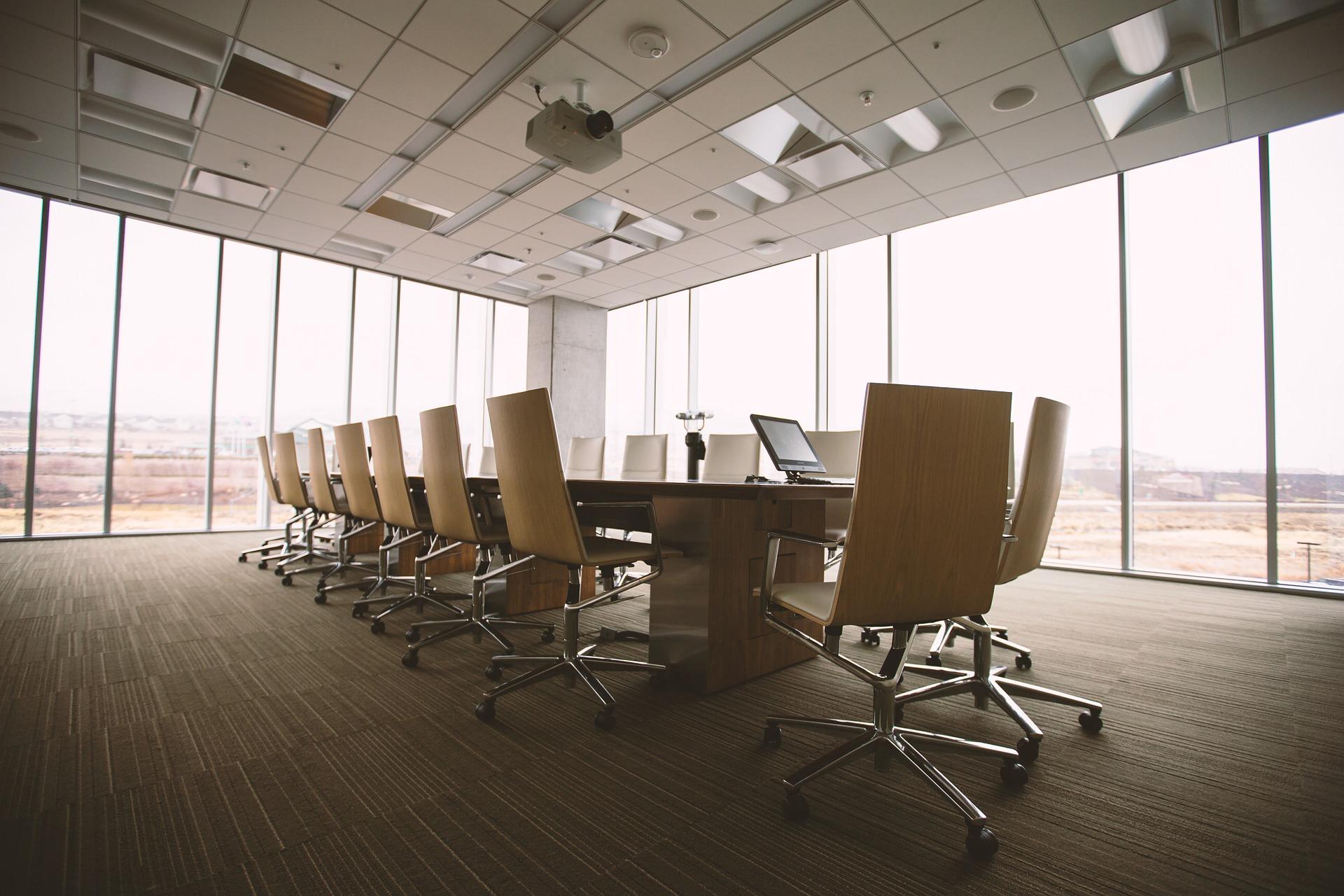 conference room como montar uma loja virtual