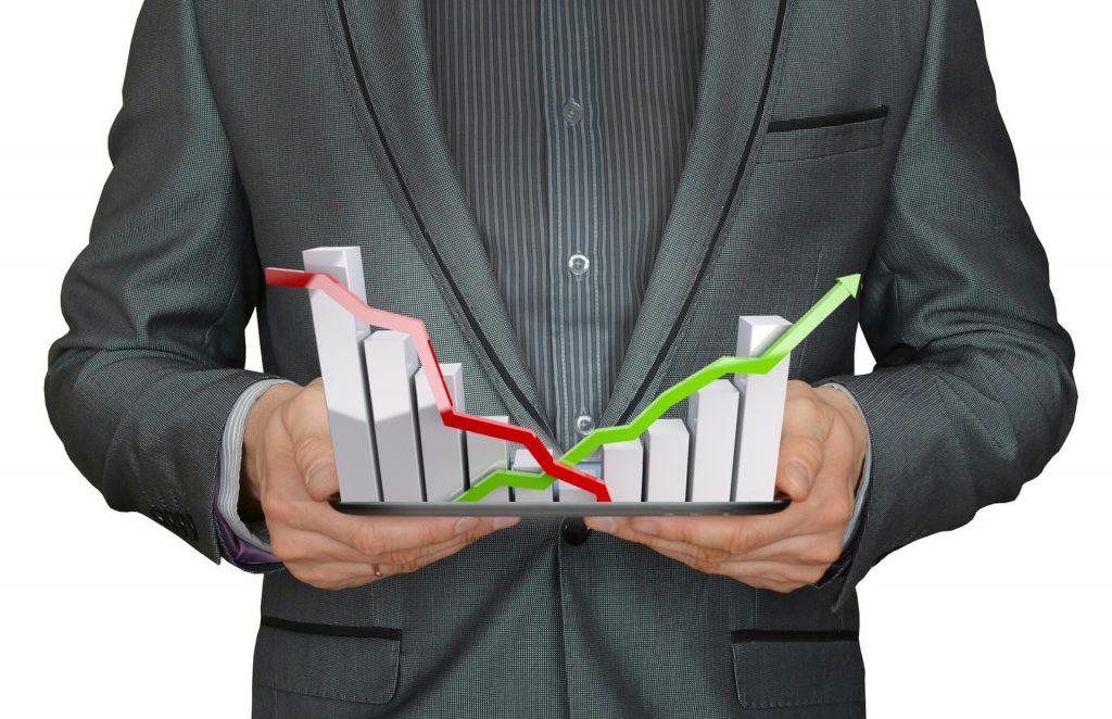 Mercado fez ligeiras revisões para inflação e crescimento do PIB.