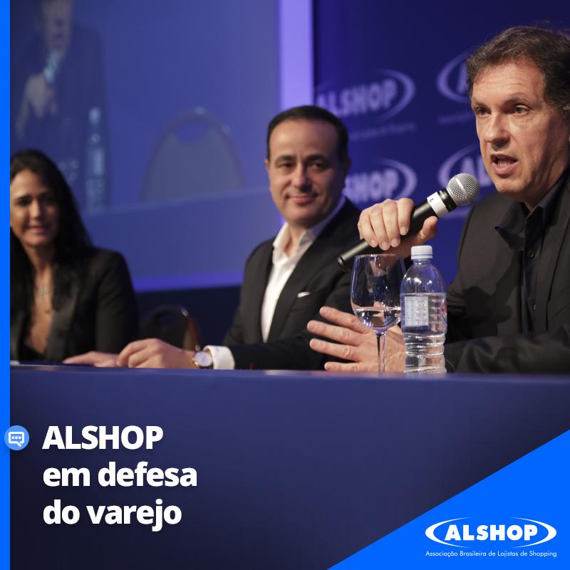 Defender o setor varejista em Brasília é uma das missões da ALSHOP