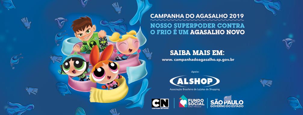 Alshop é uma das principais apoiadoras da Campanha do Agasalho