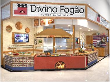 DIVINO FOGÃO INAUGURA UNIDADE NO SHOPPING ABC, EM SANTO ANDRÉ