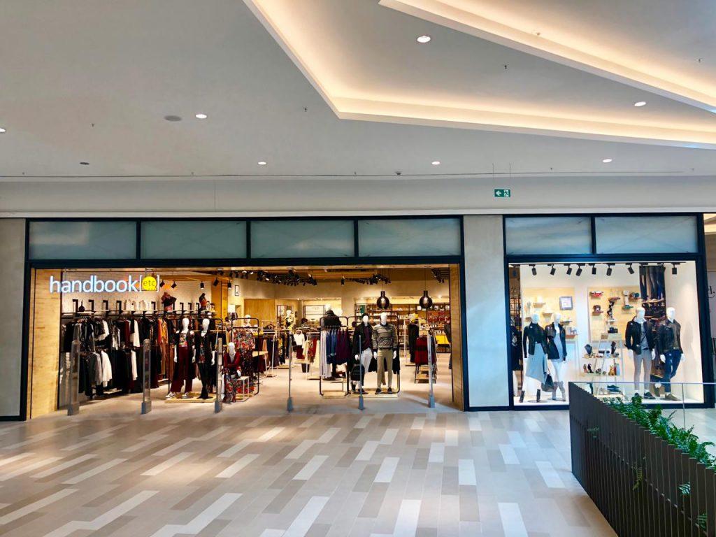 HANDBOOK inaugura loja em Curitiba